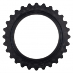 BLACK RUBBER RING FOR CONTROMATIC PICKERS 28 TEETH